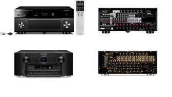 AV-amplifiers